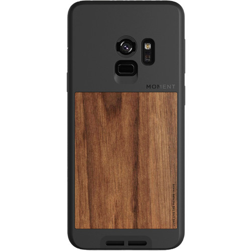 Moment Photo Case for Samsung Galaxy S9 (Walnut)