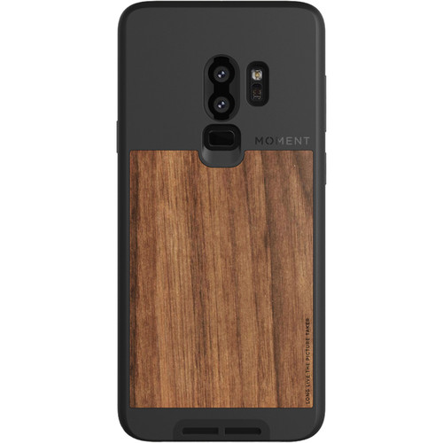 Moment Photo Case for Samsung Galaxy S9+ (Walnut)