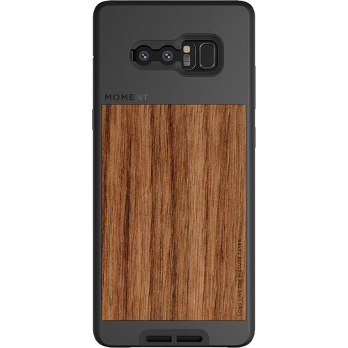 Moment Photo Case for Galaxy Note 8 (Walnut)