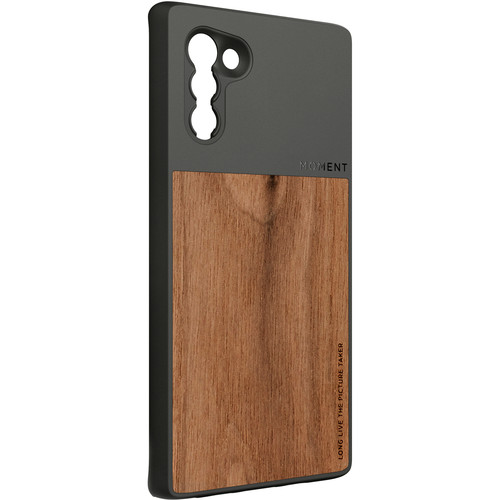 Moment Photo Case for the Galaxy Note10 (Walnut)