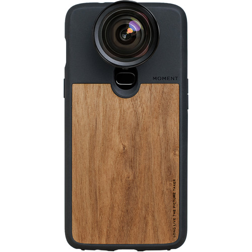 Moment Photo Case for the OnePlus 6 (Walnut)