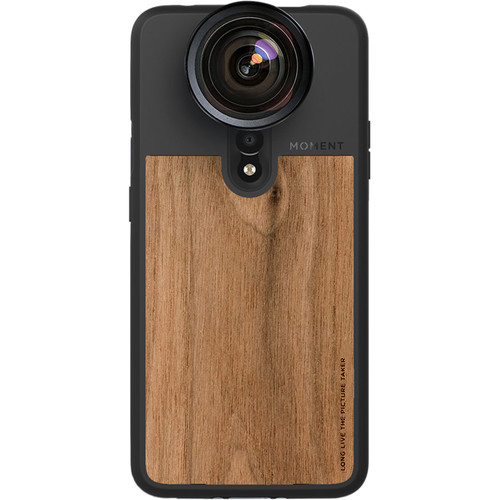 Moment Photo Case for the OnePlus 7 Pro (Walnut)