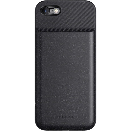 Moment Battery Photo Case for iPhone 7/8 (Black)