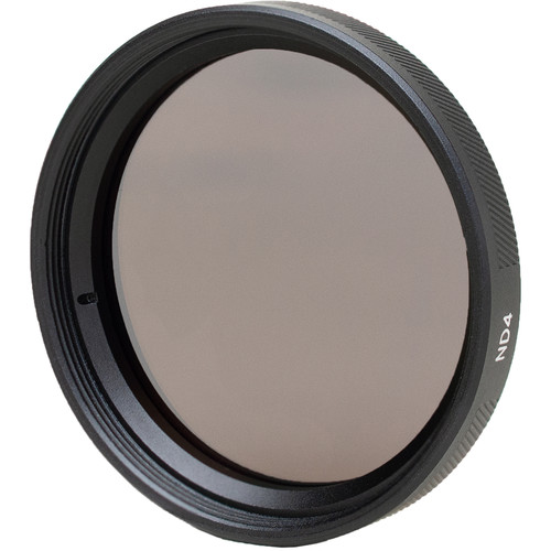Moment 37mm ND4 Solid Neutral Density 0.6 Filter (2-Stop)