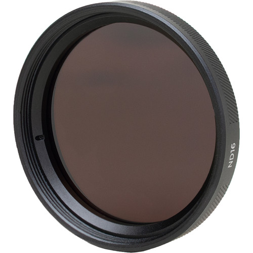 Moment 37mm ND16 Solid Neutral Density 1.2 Filter (4-Stop)