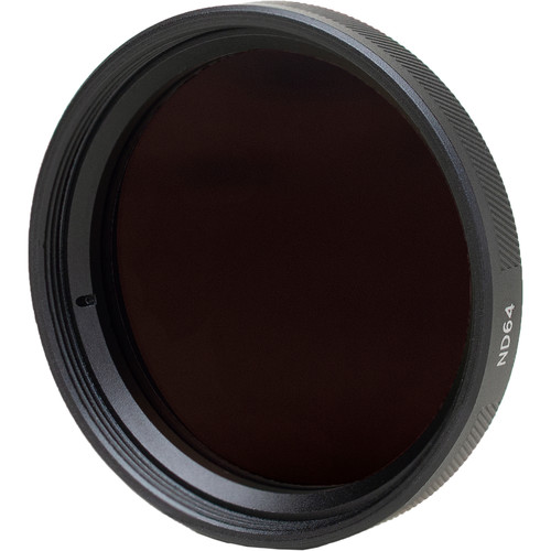Moment 37mm ND64 Solid Neutral Density 1.8 Filter (6-Stop)