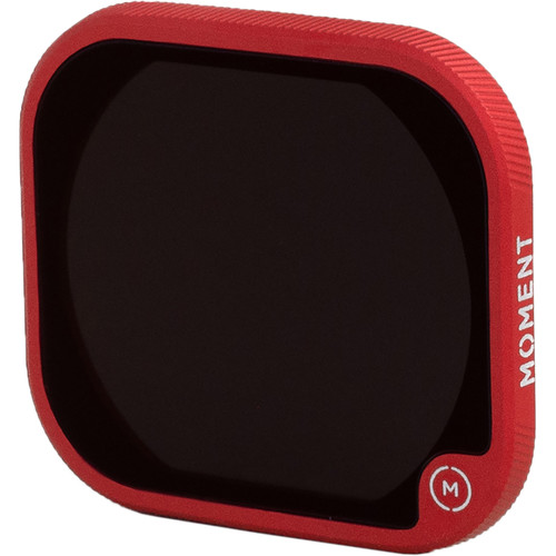 Moment ND32 Cine Filter for Mavic 2 Pro (Red)