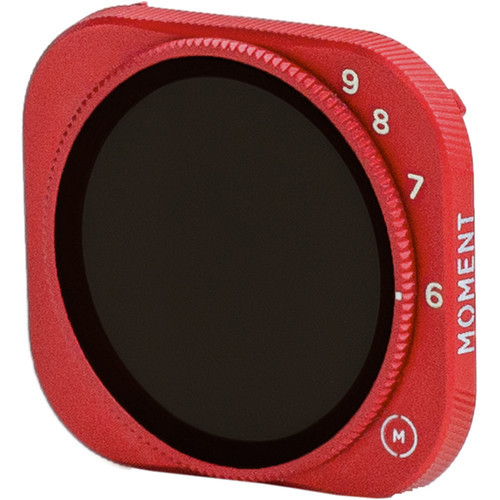 Moment Cine Variable ND64-ND512 Filter for Mavic 2 Pro (6-9 Stops)