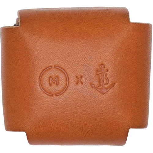 Moment Leather Lens Pouch (Tan)