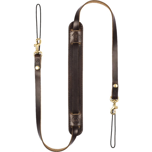 Moment Leather Neck Strap (Dark Brown)