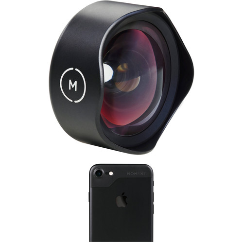 Moment Wide Lens with Mounting Plate for iPhone 7