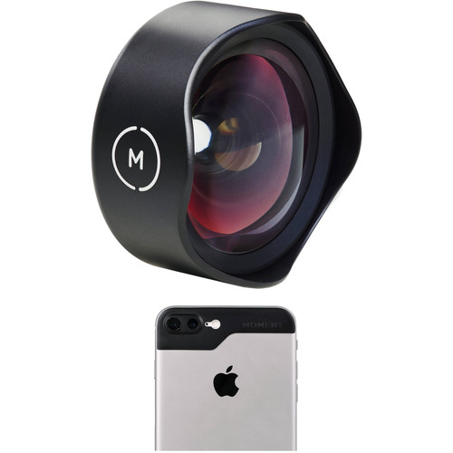 Moment Wide Lens with Mounting Plate for iPhone 7 Plus