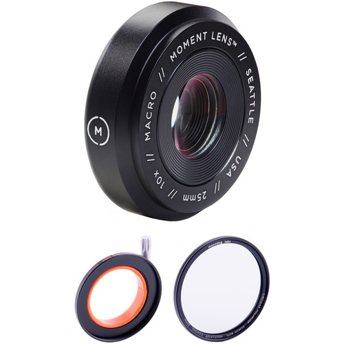 Moment Macro Lens with Circular Polarizing Filter Kit