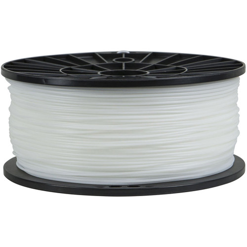 Monoprice 3mm ABS Filament (1 kg, White)