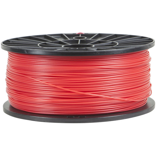 Monoprice 3mm ABS Filament (1 kg, Red)