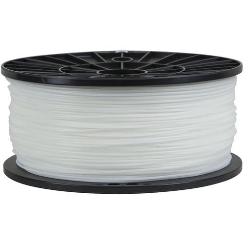 Monoprice 1.75mm PLA Filament (1 kg, White)
