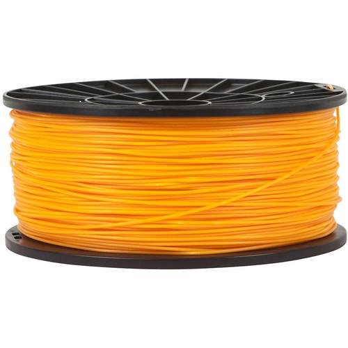 Monoprice 1.75mm PLA Filament (1 kg, Bright Orange)