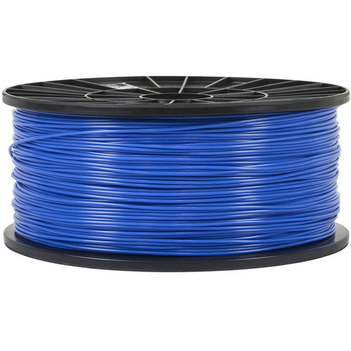 Monoprice 3mm PLA Filament (1 kg, Blue)