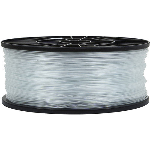Monoprice 1.75mm ABS Filament (1 kg, Crystal Clear)