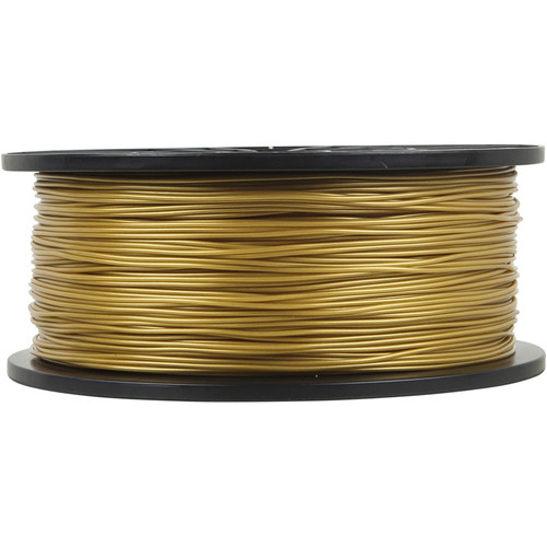 Monoprice 1.75mm ABS Filament (1 kg, Gold)