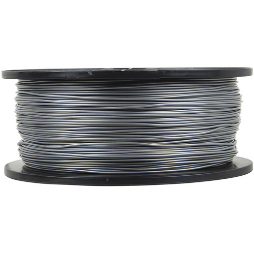Monoprice 1.75mm ABS Filament (1 kg, Silver)