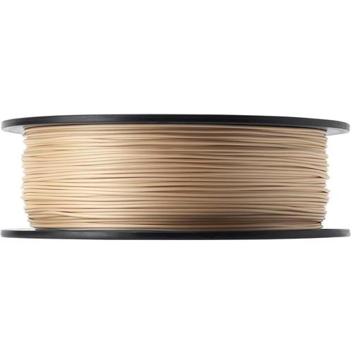 Monoprice 1.75mm PLA Filament (500 g, Wood)