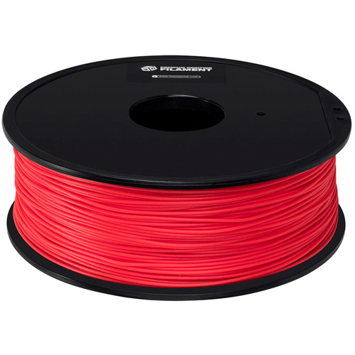 Monoprice Premium 3D Printer Filament Petg 1.75mm 1kg Spool (Red)