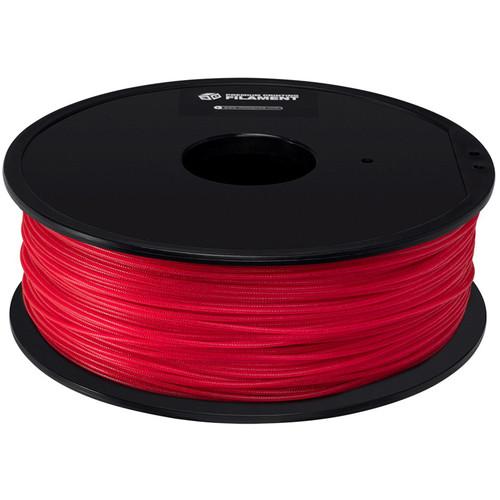 Monoprice Premium 3D Printer Filament Petg 1.75mm 1kg Spool (Magenta)