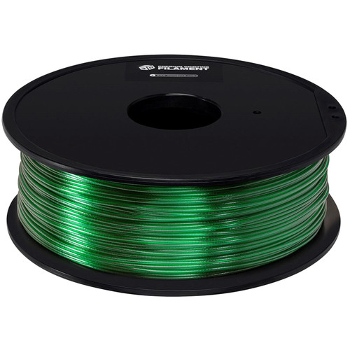 Monoprice 1.75mm PETG Filament (1 kg, Green)