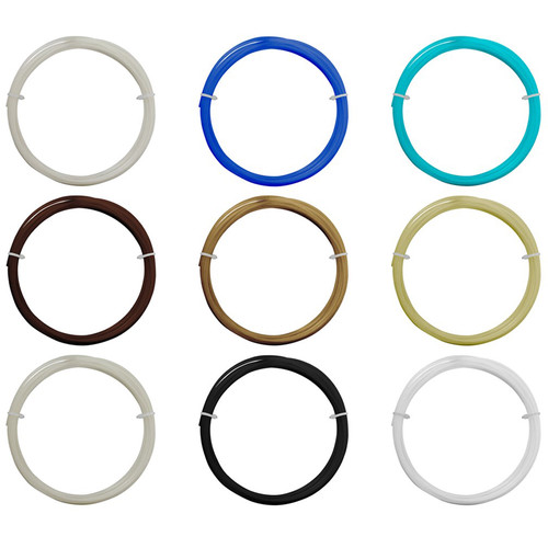 Monoprice 1.75mm Filament Sample 9-Pack (300 g)