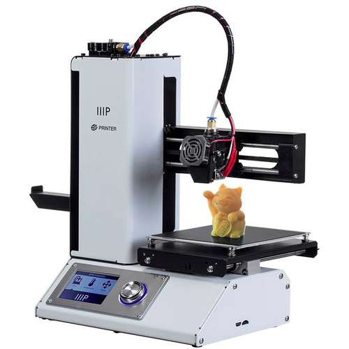 Monoprice Select Mini 3D Printer V2 (White)