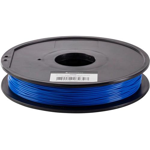 Monoprice MP Select PLA Plus+ Premium 3D Filament 0.5kg 1.75mm (Blue)