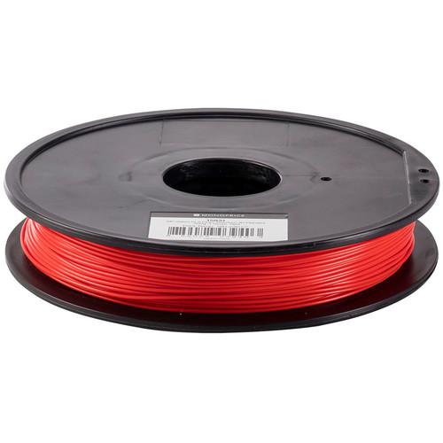 Monoprice Select 1.75mm PLA Plus+ Filament (500 g, Red)