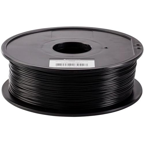 Monoprice Select 1.75mm PLA Plus+ Filament (1 kg, Black)