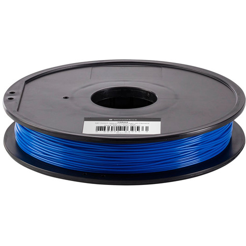 Monoprice MP Select ABS Plus+ Premium 3D Filament 0.5kg 1.75mm (Blue)