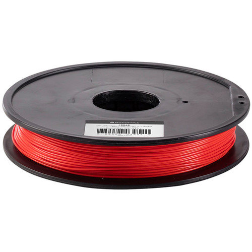 Monoprice Select 1.75mm ABS Plus+ Filament (500 g, Red)
