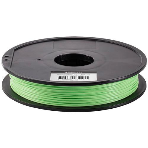 Monoprice MP Select ABS Plus+ Premium 3D Filament 0.5kg 1.75mm (Peak Green)