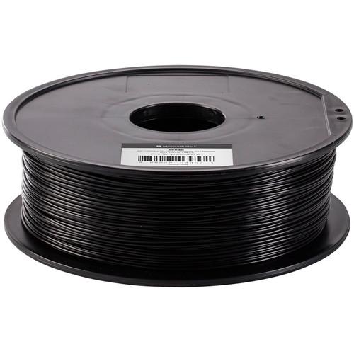 Monoprice Select 1.75mm ABS Plus+ Filament (1 kg, Black)