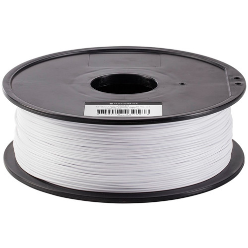 Monoprice Select 1.75mm ABS Plus+ Filament (1 kg, White)