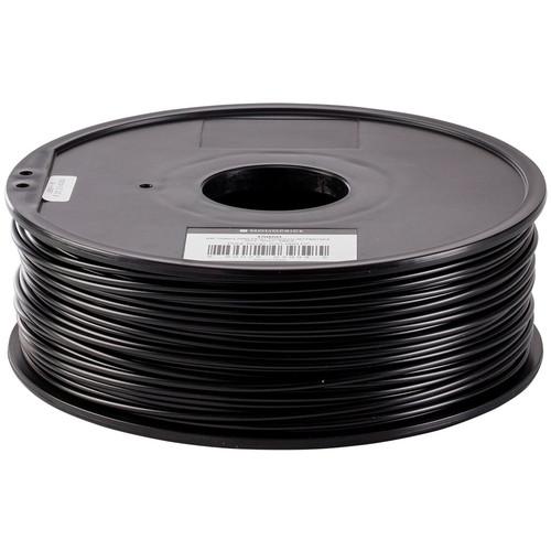 Monoprice Select 3mm ABS Plus+ Filament (1 kg, Black)