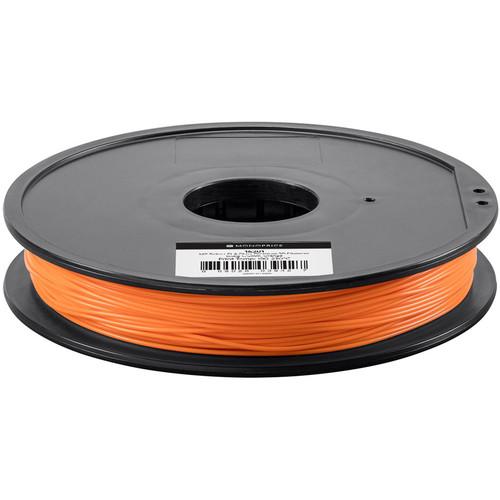 Monoprice MP Select PLA Plus+ Premium 3D Filament 0.5kg 1.75mm (Orange)