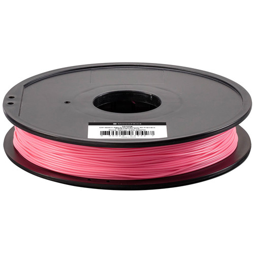 Monoprice Select 1.75mm ABS Plus+ Filament (500 g, Pink)