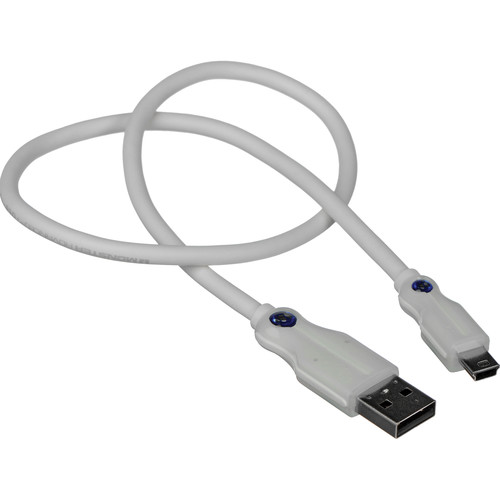 Monster Power USB 2.0 Type A USB to Mini Type B USB Cable (1.5')