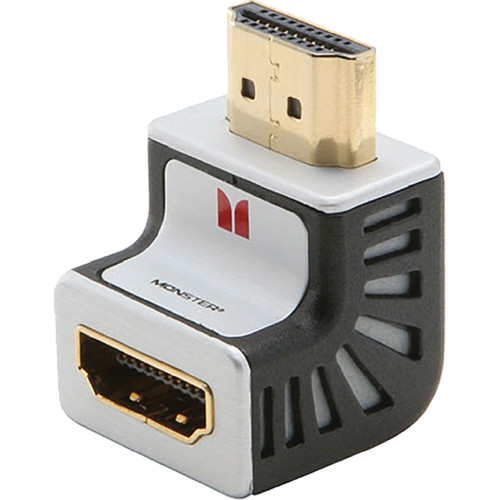 Monster Cable Monster Advanced Right-Angled HDMI Adapter