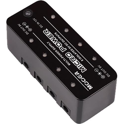 MOOER Micro Power - Micro Series Multi-Power Supply