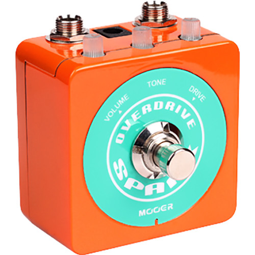 MOOER Spark Overdrive Boost/Overdrive Pedal