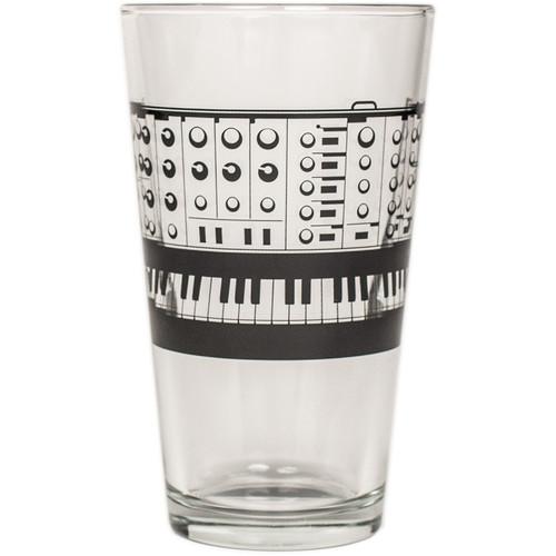 Moog Minimoog Pint Glass