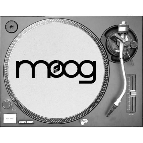 Moog Turntable Slipmats Set (Pack of 2)