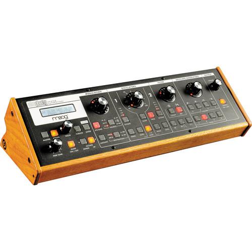 Moog Slim Phatty Analog Monophonic Synthesizer (Black)