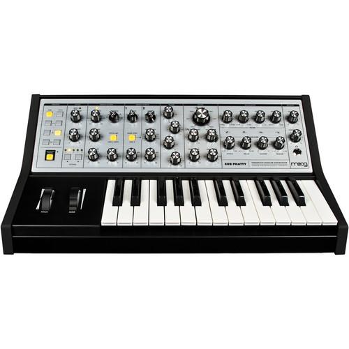 Moog Sub Phatty Monophonic Analog Synthesizer